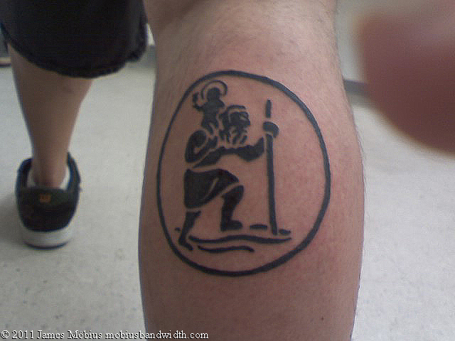 ... Pictures st 20christopher 20tattoo 2001 st christopher tattoo 01 jpg